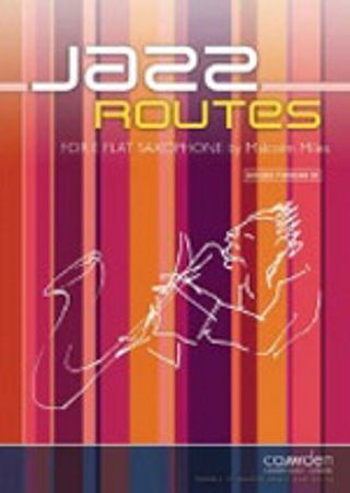 JAZZ ROUTES + CD (Eb Edition)