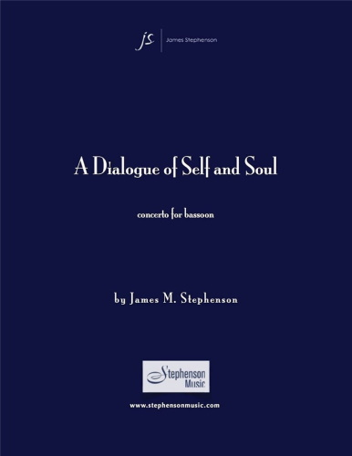 A DIALOGUE OF SELF AND SOUL (score & parts)