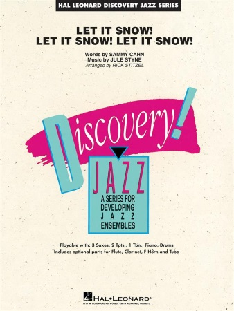 LET  IT  SNOW! LET  IT  SNOW! LET  IT  SNOW! (score & parts)