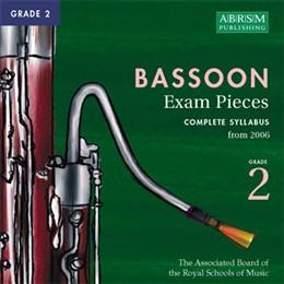 BASSOON Grade 2 CD 2006+