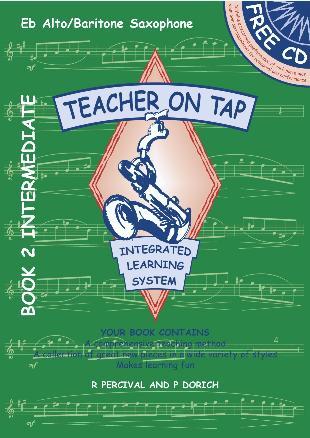 TEACHER ON TAP Book 2 + CD