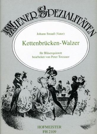KETTENBRUCKEN-WALZER Op.4 (score & parts)