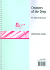 CREATURES OF THE DEEP (bass clef)