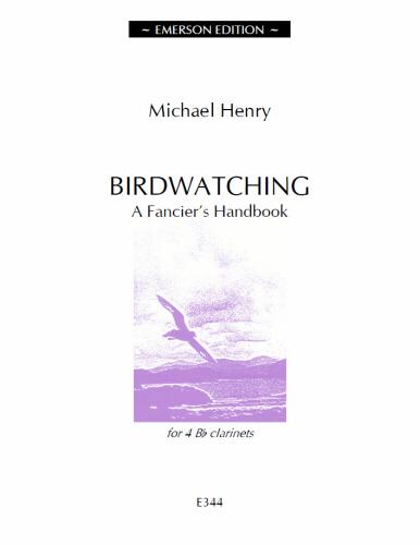 BIRDWATCHING (score & parts)