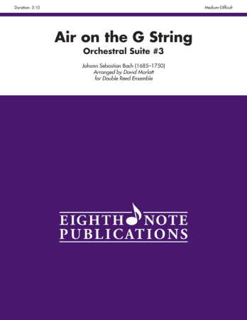 AIR ON THE G STRING from Orchestral Suite No.3