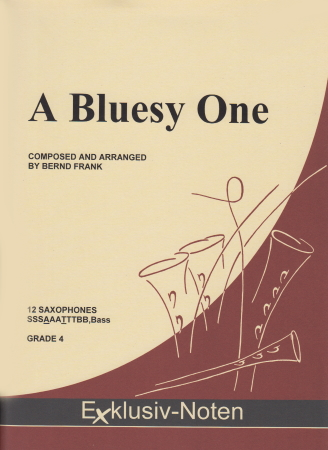 A BLUESY ONE (score & parts)