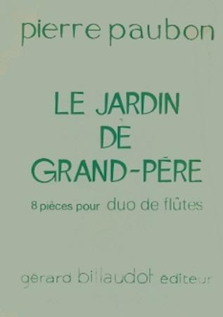 LE JARDIN DE GRAND-PERE 8 pieces
