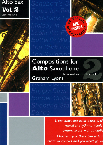 COMPOSITIONS Volume 2 + CD
