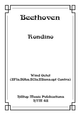 RONDINO (score & parts)