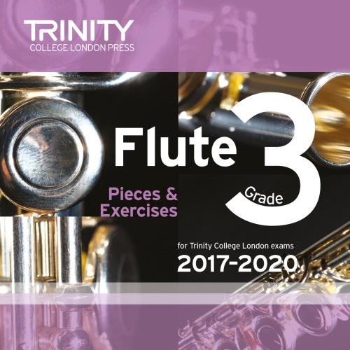 FLUTE PIECES 2017-2020 Grade 3 CD