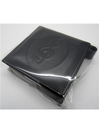 MEMO PAD WITH PEN HOLDER Treble Clef