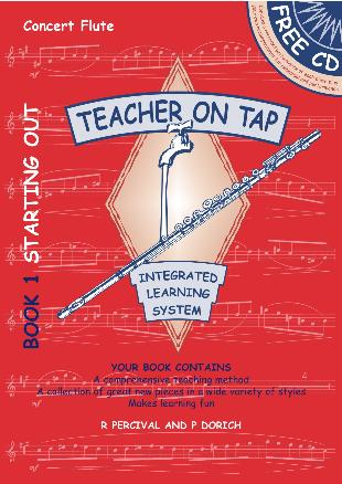 TEACHER ON TAP Book 1 + CD