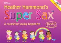 SUPER SAX Book 1 + CD Student Book