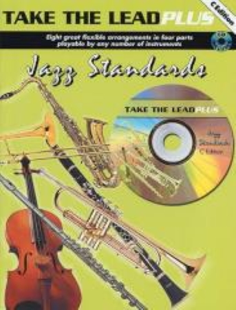 TAKE THE LEAD Plus: Jazz Standards + CD C instruments