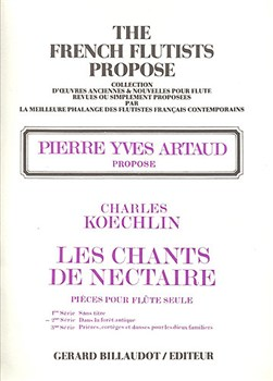 LES CHANTS DE NECTAIRE No.2: Dans la Foret Antique
