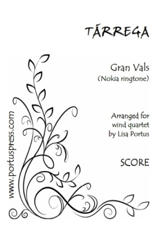 GRAN VALS (score & parts)