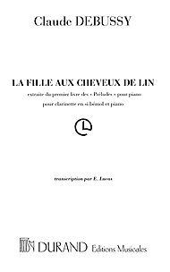 LA FILLE AUX CHEVEUX LE LIN