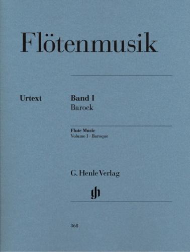 FLOTENMUSIK Volume 1: Baroque