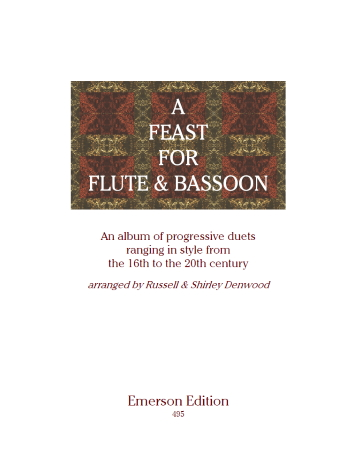 A FEAST FOR FLUTE AND BASSOON