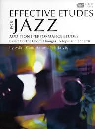 EFFECTIVE ETUDES FOR JAZZ + CD