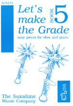 LET'S MAKE THE GRADE Book 5