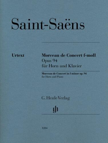 MORCEAU DE CONCERT in F minor Op.94