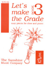 LET'S MAKE THE GRADE Book 3