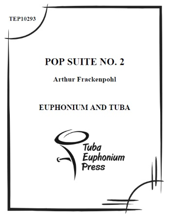 POP SUITE No.2 (score & parts)