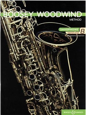 BOOSEY WOODWIND METHOD REPERTOIRE Book B