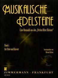 MUSIKALISCHE EDLESTEINE