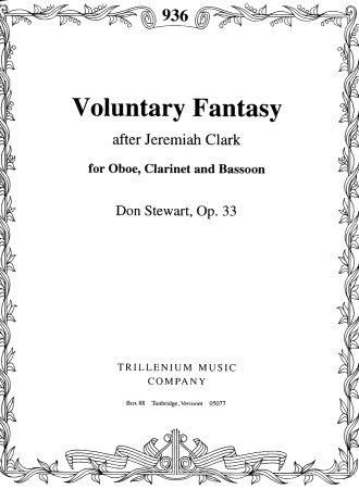 VOLUNTARY FANTASY Op.33