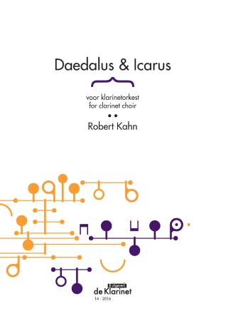 DAEDALUS AND ICARUS (score & parts)