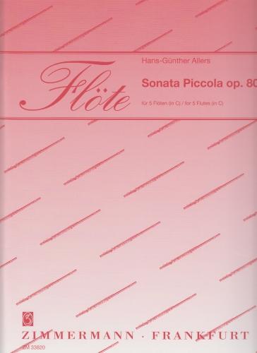 SONATA PICCOLA Op.80
