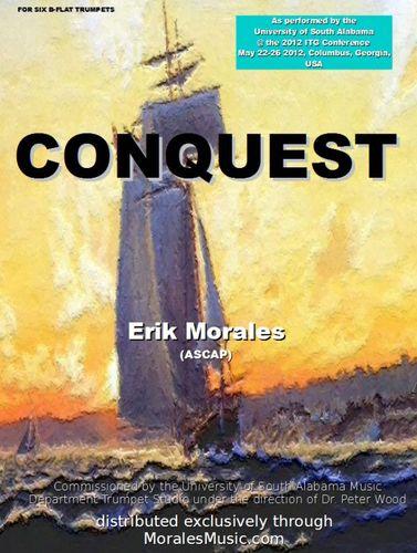 CONQUEST (score & parts)