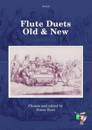 FLUTE DUETS OLD AND NEW