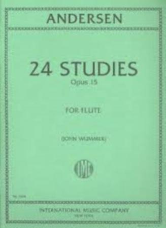 24 STUDIES Op.30
