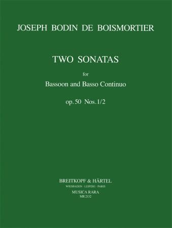 TWO SONATAS Op.50 Nos.1 & 2