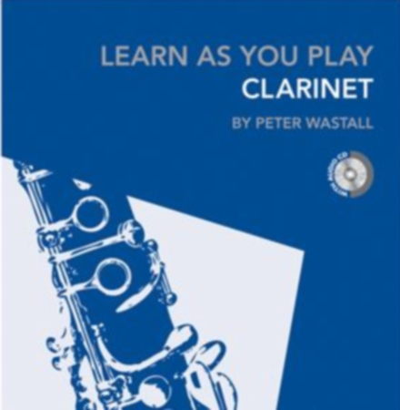 LEARN AS YOU PLAY CLARINET CD