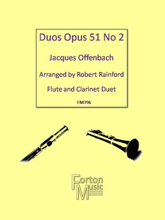 DUO Op.51 No.2 (score & parts)