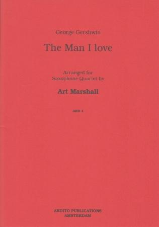 THE MAN I LOVE (score & parts)