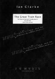 THE GREAT TRAIN RACE (B & C foot)