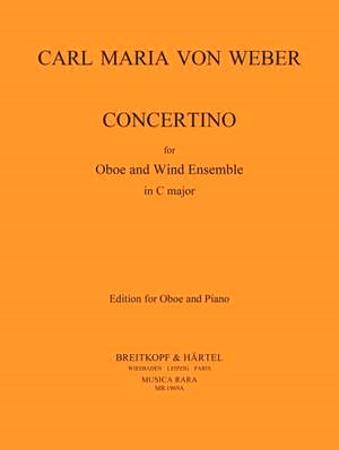 CONCERTINO in C major (score & parts)