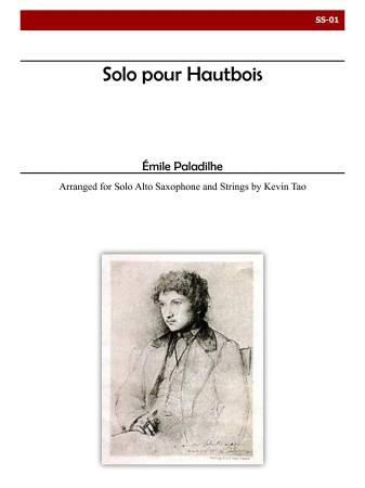 SOLO POUR HAUTBOIS