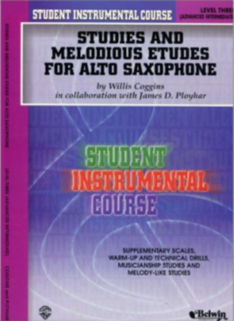 STUDIES & MELODIOUS ETUDES Level 3