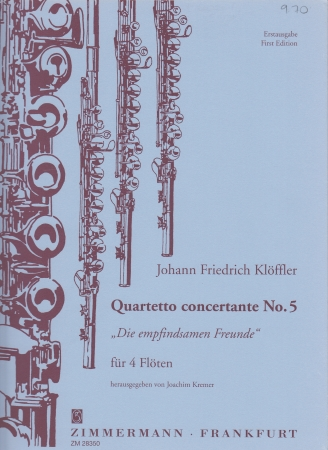 QUARTETTO CONCERTANTE No.5