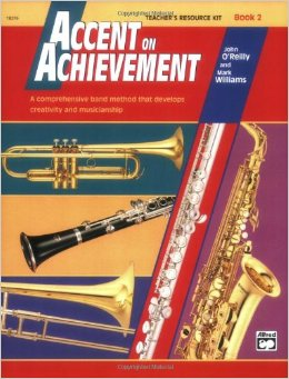 ACCENT ON ACHIEVEMENT Book 2 Teacher's Resource Kit