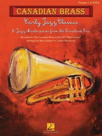 EARLY JAZZ CLASSICS 1st trumpet