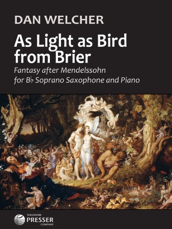 AS LIGHT AS BIRD FROM BRIER