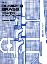 BUMPER BRASS 101 easy duets TREBLE CLEF ONLY