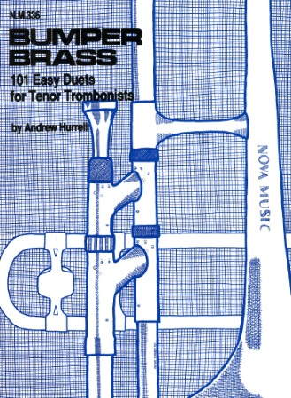 BUMPER BRASS 101 Easy Duets (treble clef)